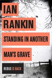 Ian Rankin standing