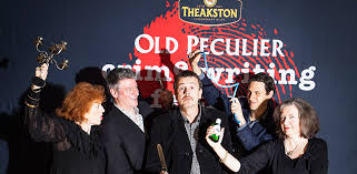 Theakston's Old Peculiar Crime Writing Festival 13